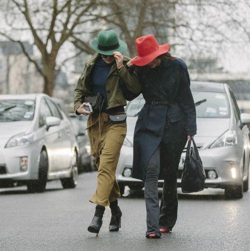 Saptamana Modei la Londra - Streetstyle (11) - Elle.ro
