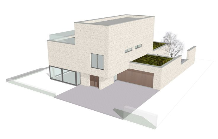 Nieuwbouw woning te Maastricht