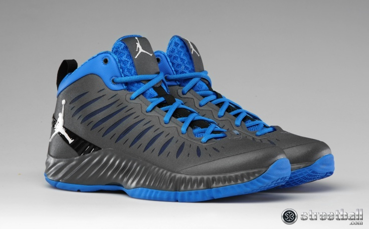 New Jordan Super.Fly basketball shoes release on June 29, 2012.