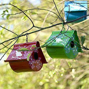 for small animals & wildlife   notonthehighstreet.com