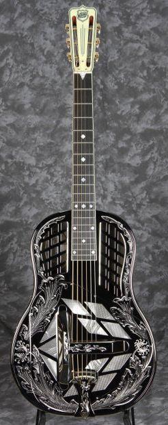 79 Best National Guitars Images On Pinterest