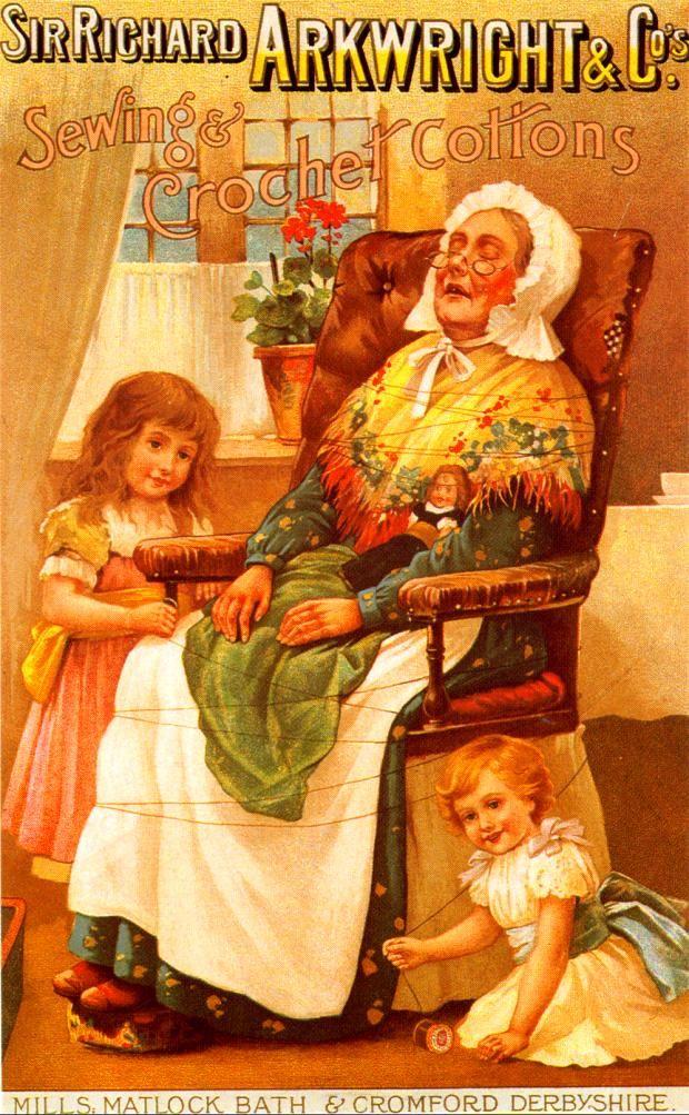 Sir Richard Arkwright & Co's Cotton ** V T BV