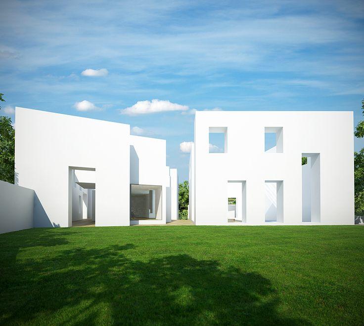 House in Alenquer ARQ.Aires Mateus (PRT)>Architecture