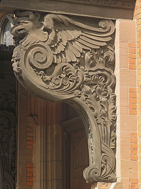 Eagle Carving | Flickr: Intercambio de fotos