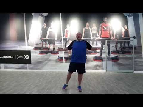 🕺 💃  Amarillo - Lose It With Jody - Aerobics - JD Gyms Derby - Hermes Ho...