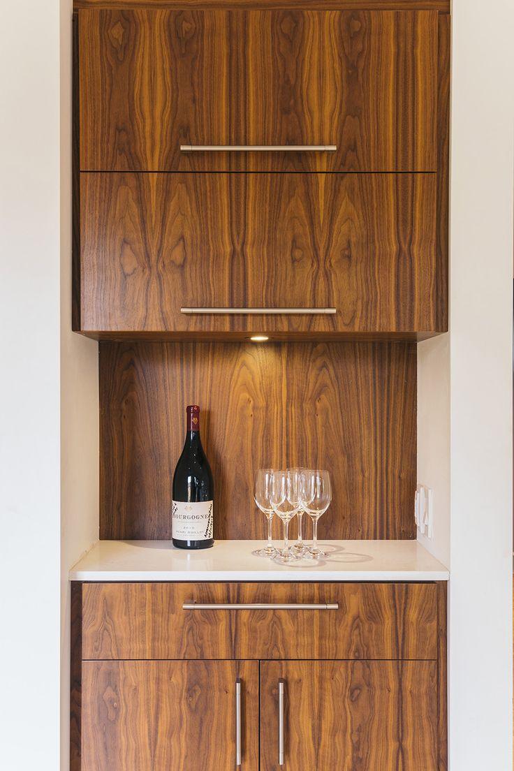 Architecture / Design / Contemporain / Mobilier intégré / Bois // Interior Design / Contemporary / Furniture / Wood