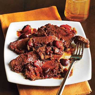 Easy Braised Brisket   CookingLight.com