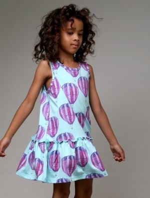Buy Littlehorn Air Balloon Dress
