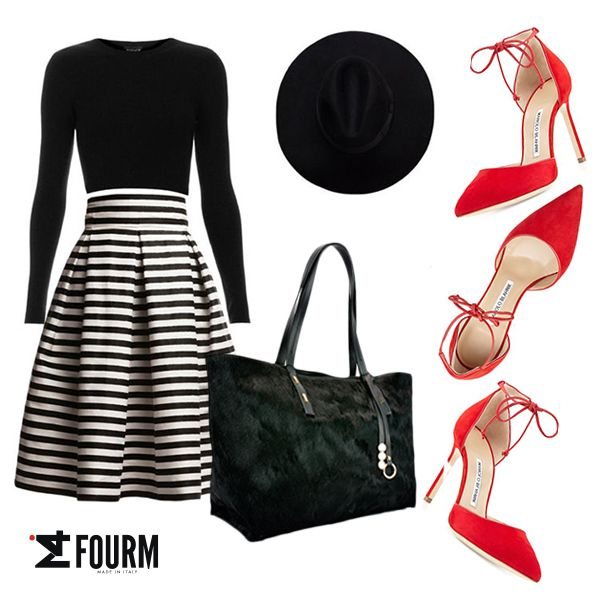 #ifourm #bags #shopper #ootd #outfit #madeinitaly