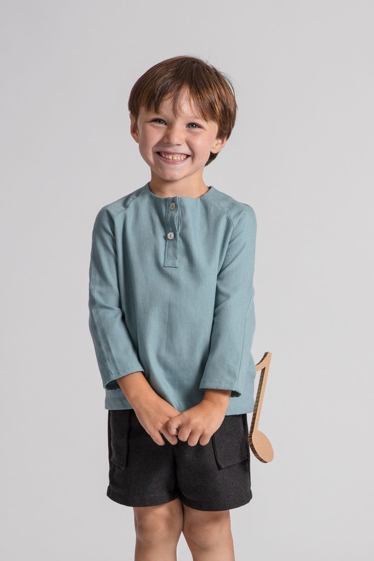 Winter Notes Collection by Annice | Minimal kids wear