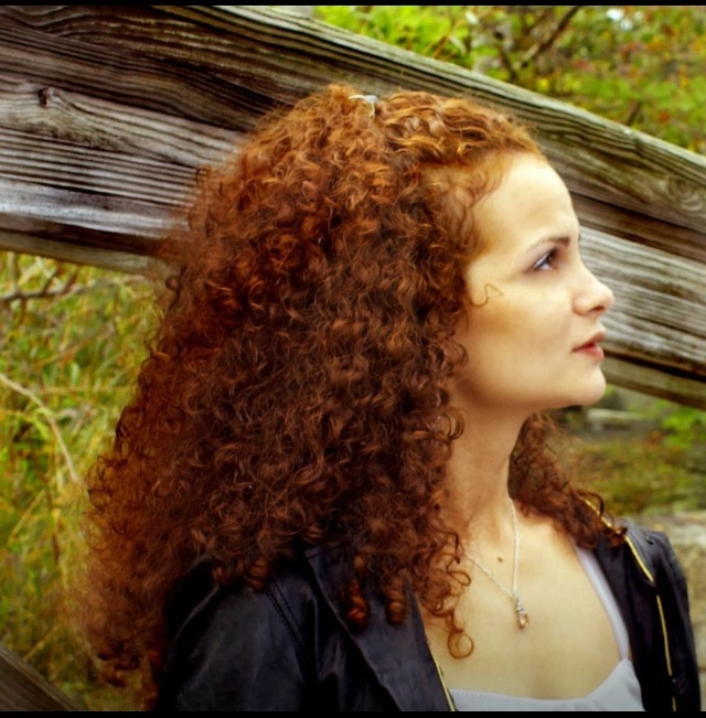 Color Ideas For Natural Redheads : 170 best curly red hair images on pinterest