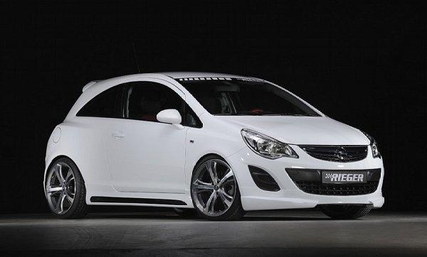 #SouthwestEngines Rieger Opel Corsa D
