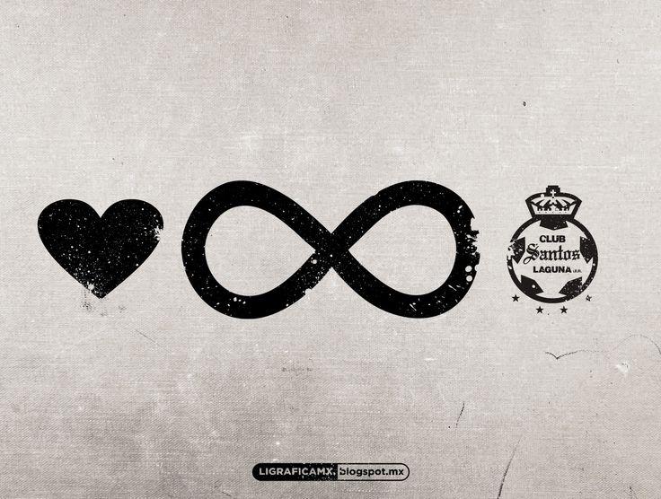 @Club Santos Laguna Oficial  #SantosLaguna #Guerreros #LigraficaMX #ElFutbolNosInspira #Infinito #Amor