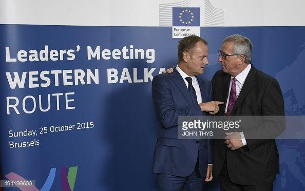 Foto di attualità : EU Commission President Jean Claude Juncker...