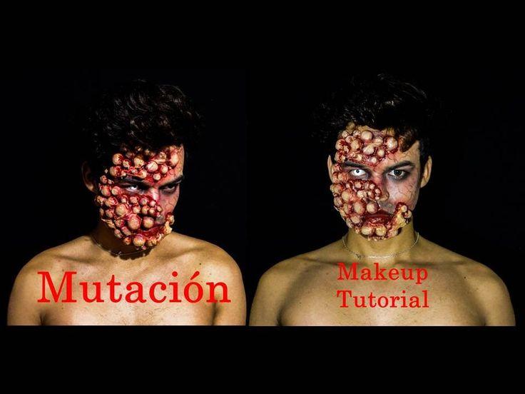 Mutacion Makeup Tutorial | #HPStylist V. °76
