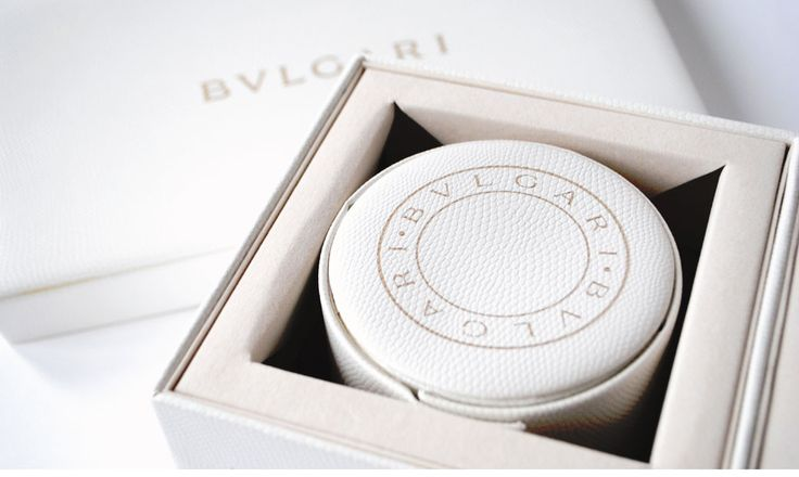 Bvlgari // Packaging // Custom Packaging // Design // Lux