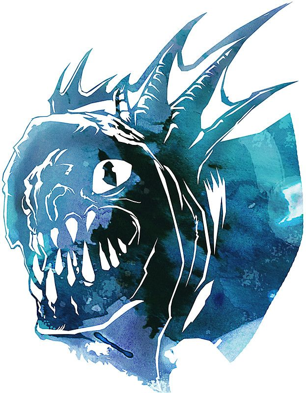 """slark"" Stickers by jojobitay 