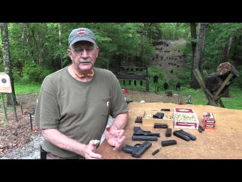 Sig P320 Subcompact - YouTube