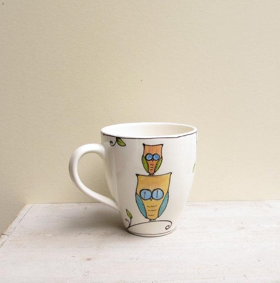 Owl mug: Owl Mugs