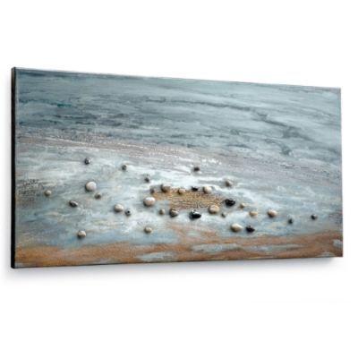Pebbles on the Beach Artwork