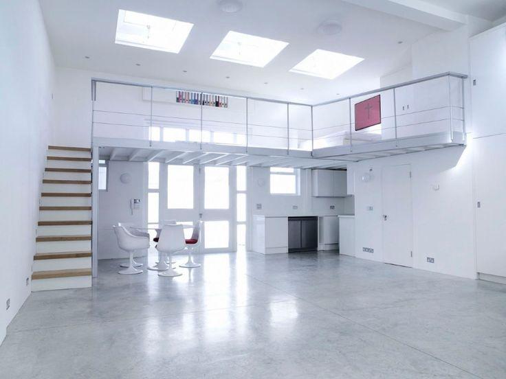 Polished Concrete Flooring - Concrete Floor Polishing - UK