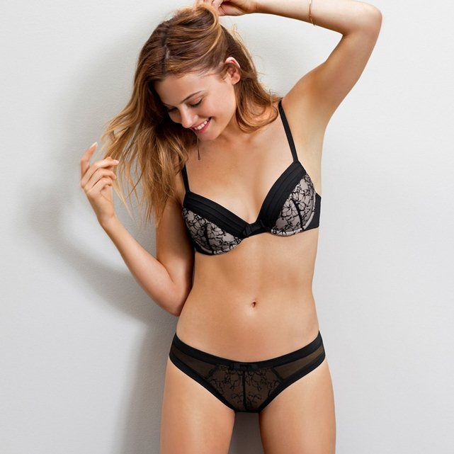 Soutien-gorge push-up à armatures / Push-up beha met beugels