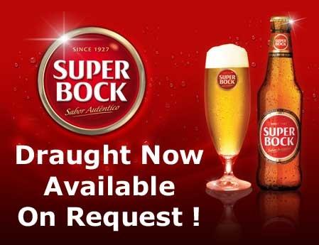 Cerveja Super Bock - Unicer