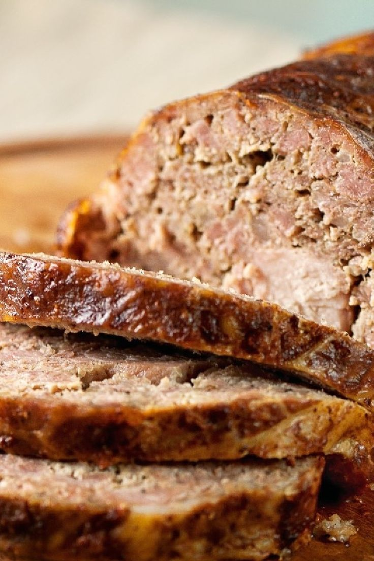 45+ Beef And Sausage Meatloaf Recipe Gif