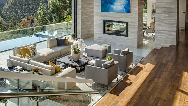 Home of the Day: A polished contemporary in Hollywood Hills West