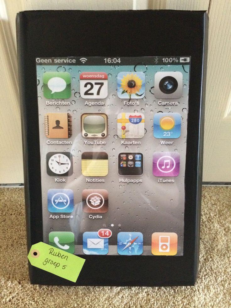 Sinterklaas surprise: een iPad