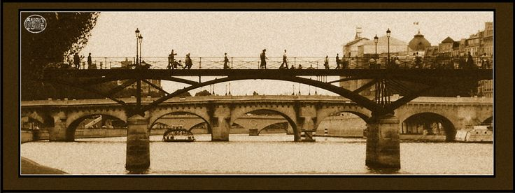 AFAR.com Highlight: bridges across the Seine by Joseph Cyr