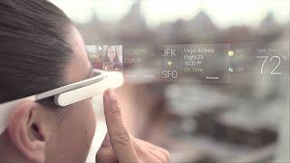 Очки Google Glass http://www.rekbes.com/2016/09/google-glass.html Google Glass — гарнитура для смартфонов (или нательный компьютер, что несколько ближе к функциональному набору устройства) на базе Android, разрабатываемая компанией Google. В устройстве используется прозрачный дисплей, который крепится на голову (англ. HMD — head-mounted display) и находится чуть выше правого глаза, и камера, способная записывать видео высокого качества. Тестирование продукта началось в апреле 2012 года, а…