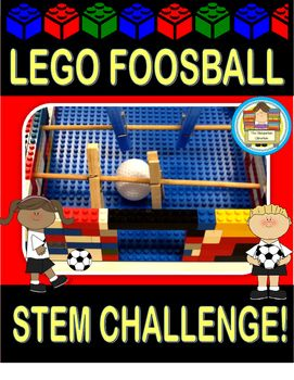 Looking for a great culminating activity for your unit on Forces and Motion? Have your students create their own foosball game out Lego bricks!This Stem Challenge contains:- Step by step instructions with pictures on how to make a Lego foosball box- An investigative questions worksheet with a fill in the blanks conclusion that reviews key concepts involving Newton's first law of motion- A Forces and Motion Crossword puzzle that reviews and defines terms pertaining to forces and motion. - A…