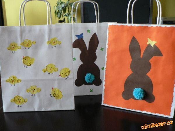 Velikonoční tašky