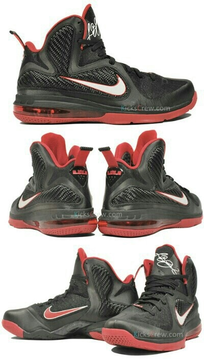 I want some of these Nike LeBron 9