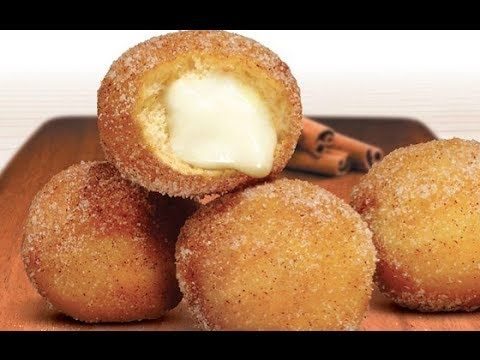 Taco Bell's Cinnabon Delights. The most magical food that happened since bacon