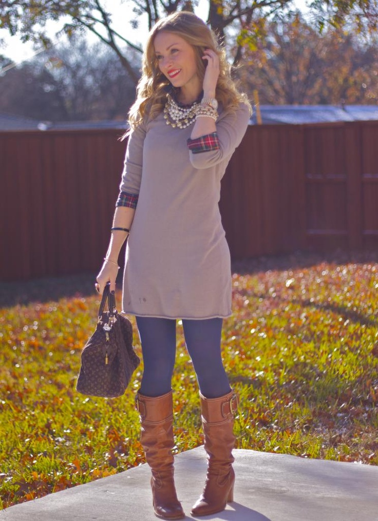 46 Best Images About Outfits With Tights On Pinterest