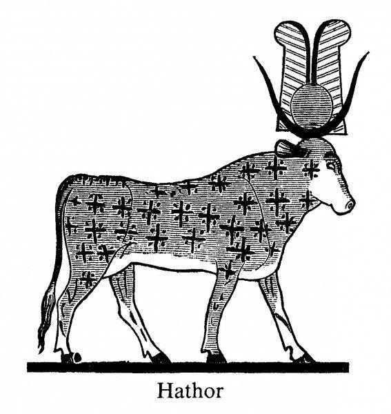 Картинки по запросу египетская богиня корова