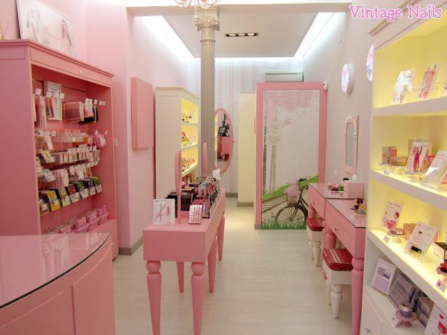 Wangbii: tienda de cosmética coreana en Madrid   Vintage Nails