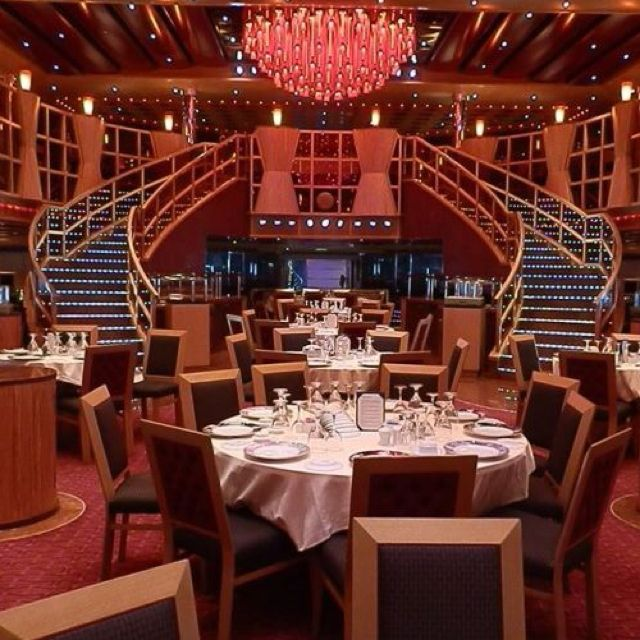 Dining Rooms Dream: 33 Best Images About Carnival Dream On Pinterest