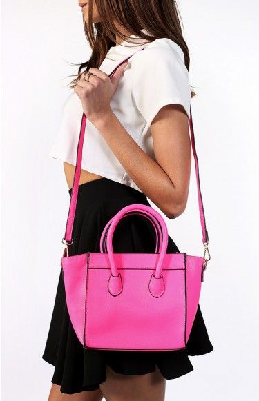 Neon Nights Bag | Shop new @ www.bb.com.au/new