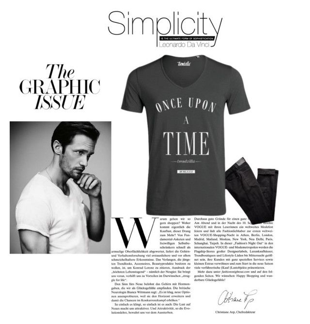 trendzilla.ro Go graphic! by trendzilla on Polyvore featuring trendzilla Once Upon A Time slim fitted t-shirt
