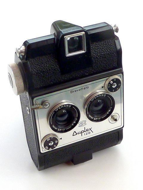 ISO Duplex 120 stereo camera