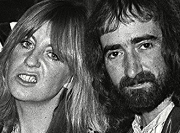 What was Christine McVie's maiden name before she married John ...
