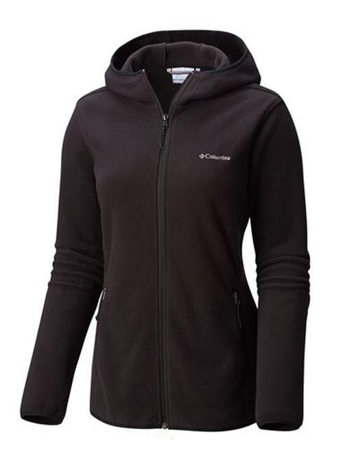 Fuller Ridge Hooded Jacket in Black by Columbia