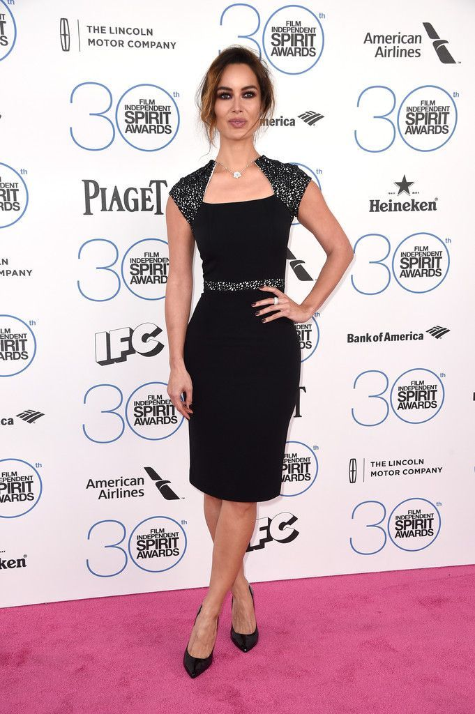 Berenice Marlohe - 2015 Film Independent Spirit Awards : Global Celebrtities (F) FunFunky.com