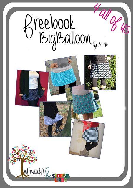 "Freebook ""BigBalloon"""
