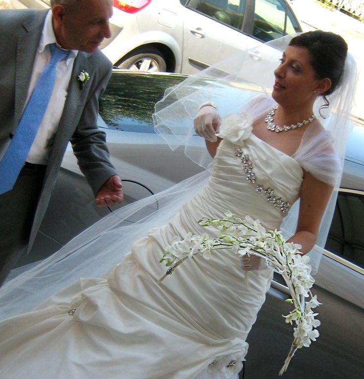 bride on a moon (bouquet)
