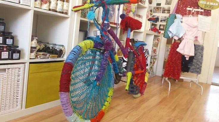 INSPIRED Craft Shop, Connaught Street, Birr
