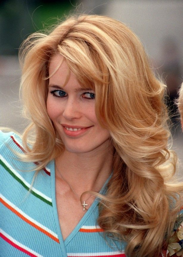 1000+ images about Claudia Schiffer on Pinterest | Niki taylor ...